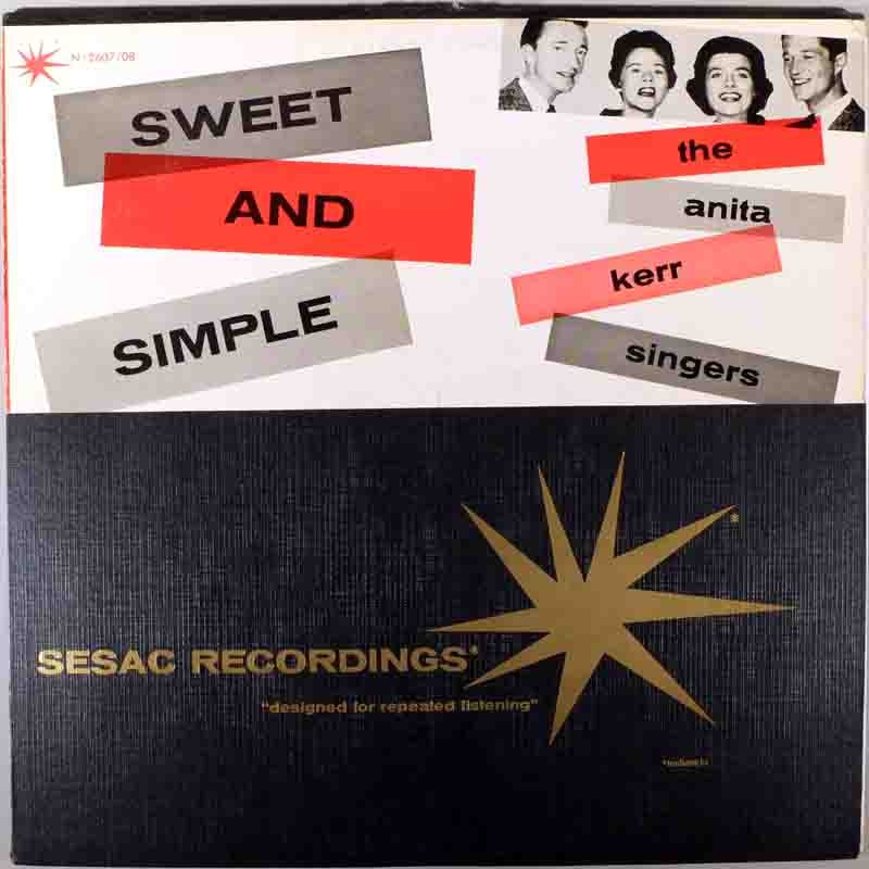 Sweet And Simpleのジャケット表