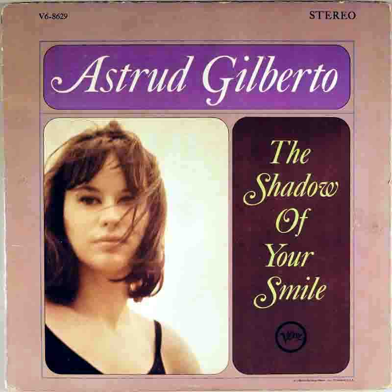 The Shadow of Your Smileのジャケット表